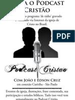 Podcast Cristao Anuncio