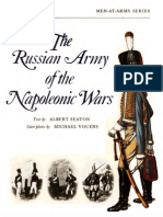 Osprey, Men-At-Arms #028 the Russian Army of the Napoleonic Wars (1973) OCR 8.12