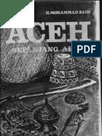 Aceh Sepanjang Abad (Jilid 1)