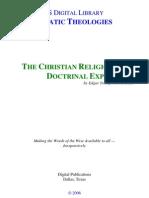 Mullins ReligionPreface