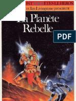 Defis Fantastiques 18 - La Planete Rebelle