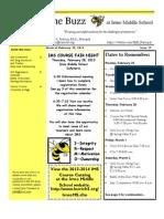 IMS Newsletter 02-25-2013