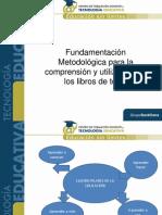 Presentacion Fundamentos Meodologicos Para El Trabajo de Los Libros de Texto