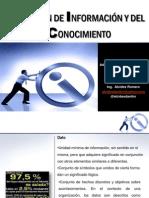 EVA GIC Tema I Alcides Romero