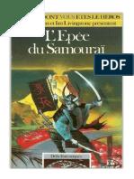 Defis Fantastiques 20 - l'Epee Du Samourai