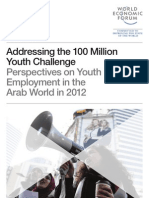 Youth Employment Arab World Report 2012