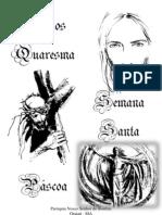 Cantos - Quaresma, Semana Santa e Páscoa
