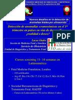 Deteccion Aneuploidias 1er Trimestre