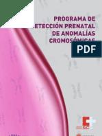 Programa Cribado Cromosomopatias (Actual)