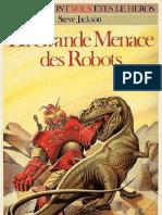 Defis Fantastiques 22 - La Grande Menace Des Robots