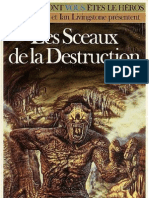 Defis Fantastiques 23 - Les Sceaux de La Destruction