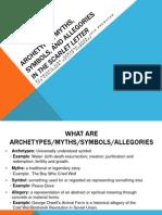 Archetypes, Myths, Symbols, And Allegories-2