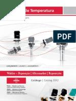 Wahle Catalogo Sensores 2012