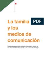 Familia y Medios Comunicacion