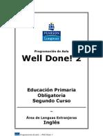 Well Done! 2 Programación de ingles.doc