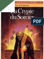Defis Fantastiques 26 - La Crypte Du Sorcier