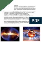 La teoría del Big Bang explica cómo se formó