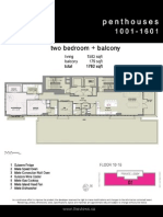 Penthouses 1001 1601