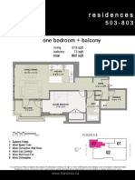 Residences 503 803