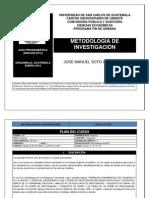 Metodologia de La Investigacion Cpa