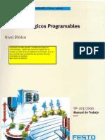 Libro - Plc Nivel Basico Tp301(Festo - Manual de Trabajo - 2000)