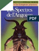 Defis Fantastiques 28 - Les Spectres de l'Angoisse