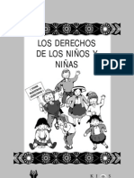 Los Derechos de Los Ninos y Ninas