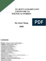 Chang Ha Joon - Que Fue Del Buen Samaritano
