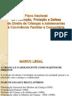 Plano Nacional Convivencia Familiar e Comunitaria Julho2007[1]