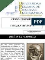 CLASE Nº 01 LA FILOSOFÍA