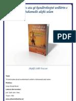 Te Kene Kujdes Ata Qe Kundershtojn Urdherin e Muhamedit Alejhi Selam-1