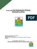 Pauta de Evaluacion Prueba Formativa