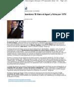 Antonio Jimenez Abandona Intereconomia