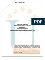 Modulo Investigacion Cuantitativa