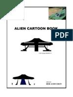 Alien Cartoon Book Sample
