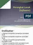 Materi 6 & 7 - Perangkat Lunak