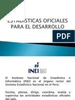 Presentación INEI Tacna UNJBG
