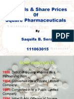 Square Pharma (Managerial Fin)
