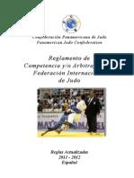 Reglamento de Competición 2012 CPJ