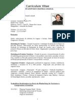 Curriculum Vitae - Jorge Gianelli