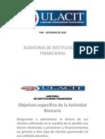 Ppt Auditoria Instituciones Fin 13