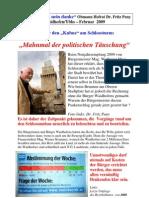 Info 2009 zum Kubus Waidhofen a. d. Ybbs