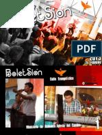 Boletín Juventud Sión 25 de Febrero de 2013
