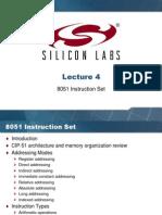 8051 Instruction Set Rv01
