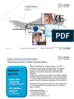 Radio Performance Optimisation-SmarTECH_overview