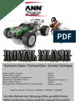 Manual Royal Flash