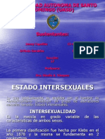 Estado Intersexuales