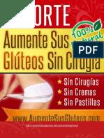 Reporte Aumente Sus Gluteos PDF Gratis
