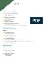 Adianti Framework