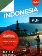 Air Asia Travel e Guide Indonesia